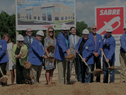 Breaks Ground On Hunter Medical Plaza in San Marcos Texas